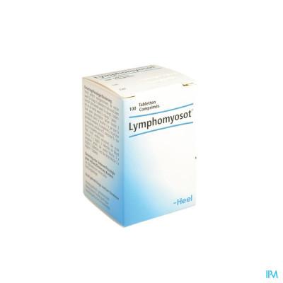Lymphomyosot TABL 100 Heel
