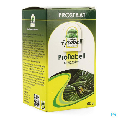 Fytobell Proflabell Caps 60 Nf