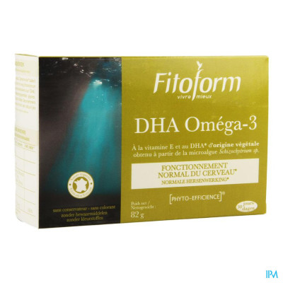 Omega 3 Vegetal Caps 60