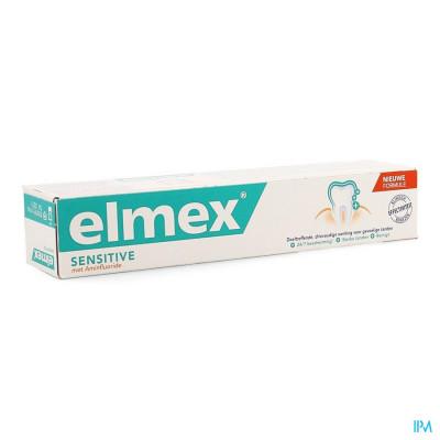 Elmex Tandpasta Sensitive Rl 75ml