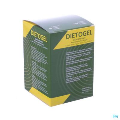 Dietogel Caps 120x500mg (60 Dosissen)