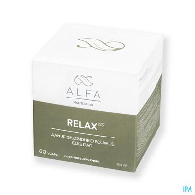 Alfa Relax V-caps 60