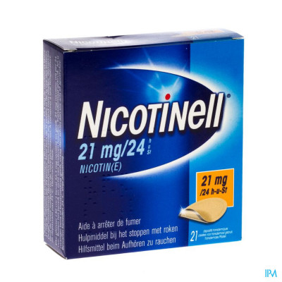 Nicotinell Tts 21 Systems 21