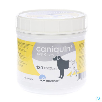 Caniquin Soft Chews 120
