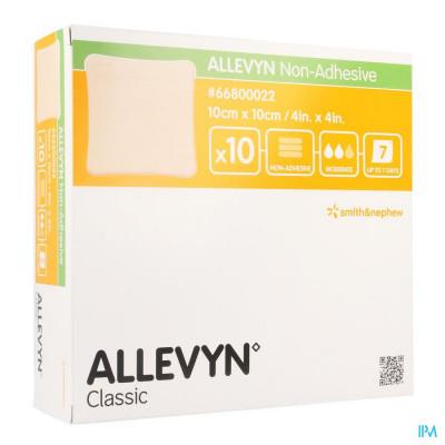 Allevyn Non Adh Verb Hydrocel. 10x10cm 10 66800022