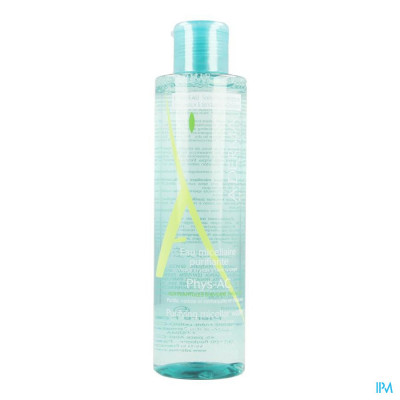 Aderma Phys-ac Micellair Water Zuiverend 200ml