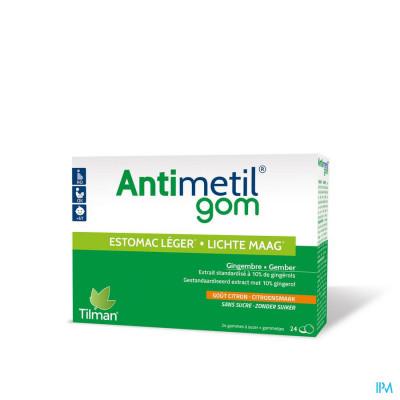 Antimetil Gom 24 gommetjes