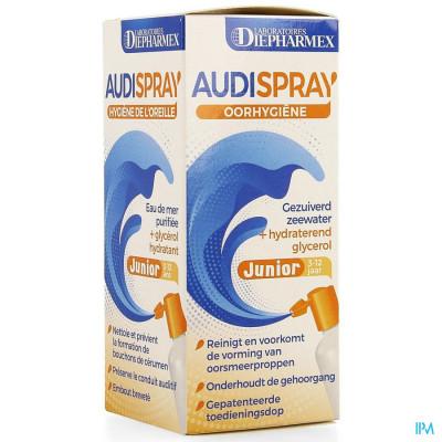 Audispray Junior Zeewater + Glycerol 25ml