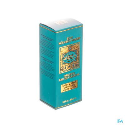Edc 4711 Natural Spray Vapo 90ml