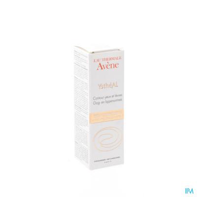Avene Ystheal A/rimpel Contour Ogen+lippen 15ml