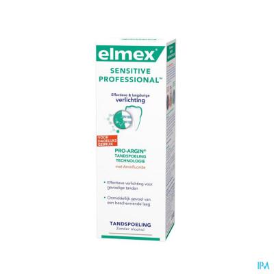 ELMEX® SENSITIVE PROFESSIONAL™ Tandspoeling 400ml
