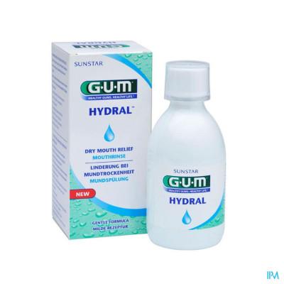 Gum Hydral Mondspoeling 300ml 6030