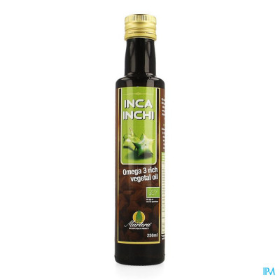 Inca Inchi Olie 250ml