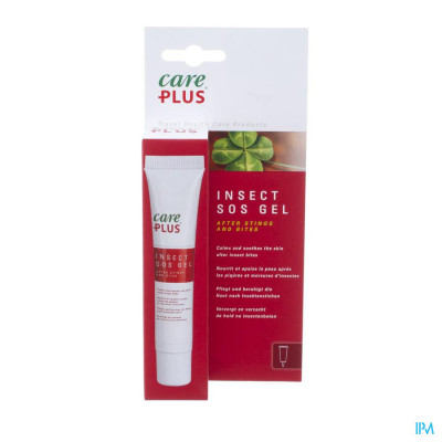 Care Plus Sos Gel 20ml
