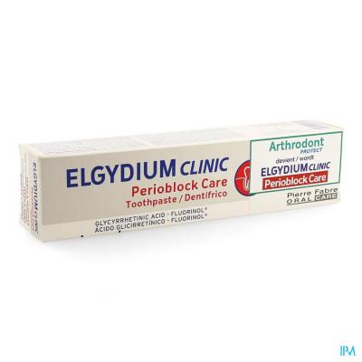 Elgydium Clinic Tandpasta Perioblock Care 75ml