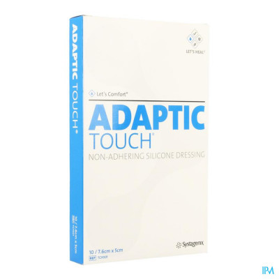 Adaptic Touch Siliconeverb 5x7.6cm 10 Tch501