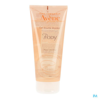 Avene Body Douchegel Zacht 200ml Verv.3117520