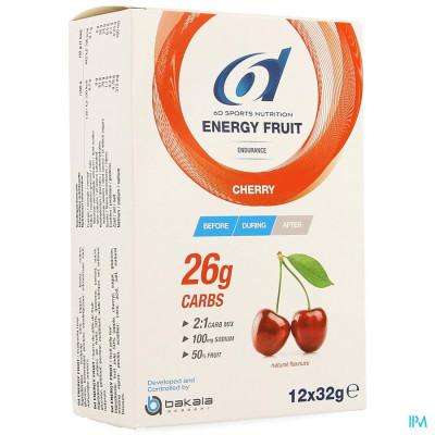 6D ENERGY FRUIT 12X32G