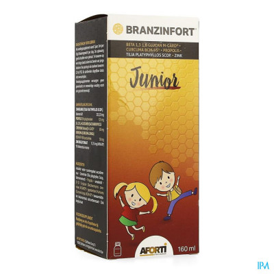 Branzinfort Junior Siroop 160ml