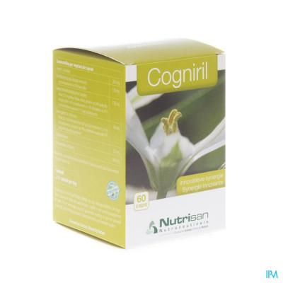 Cogniril 60 vegetarische capsules Nutrisan