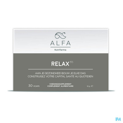Alfa Relax V-caps 30