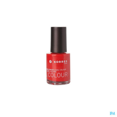 Korres Km Nail Colour 51 Tempting Coral 10ml