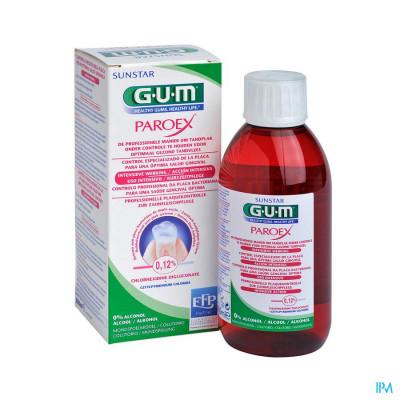 GUM® Paroex® Mondspoelmiddel 300ml
