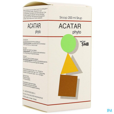 Acatar Phyto Siroop 200ml