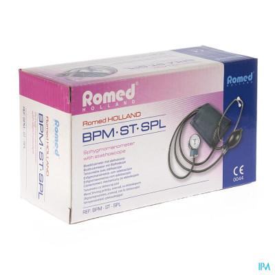 Bloeddrukmeter + Stethoscoop Romed Pontos