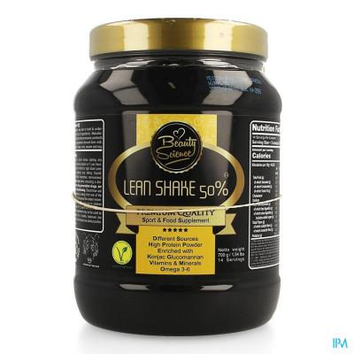 Beauty Science Lean Shake 50% Mexican Vanilla 700g