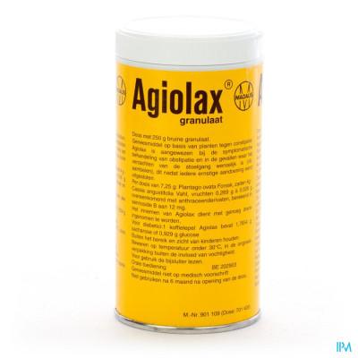 Agiolax Gran 250g