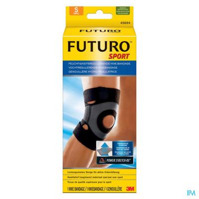 45694dab Futuro Vochtregulerende Kniebandage Small Zwart (33,0 > 38,1 Cm)