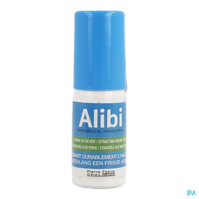 Alibi Mondspray 15ml