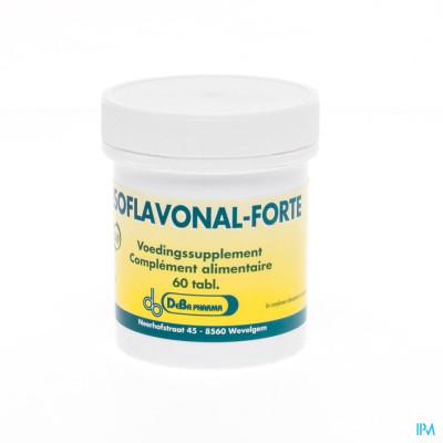 Isoflavonal Forte 60x80mg Deba