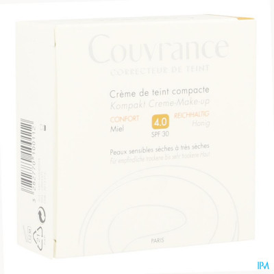 Avene Couvrance Cr Teint Comp. 04 Miel Conf. 10g