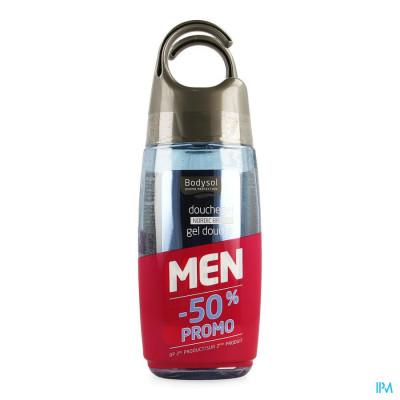 Bodysol Men Pr Douchegel Nordic 250ml 2e -50%