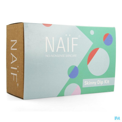 Naif Grown Ups Gift Set Shower