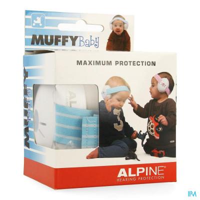 Alpine Muffy Koptelefoon Baby Blauw