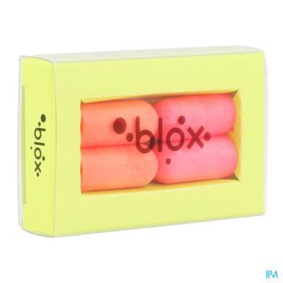 Blox Colors Schuim Oordoppen 2 Paar