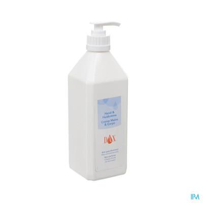 Dax Hand En Huidcreme + Pompje N/parf 600ml O217