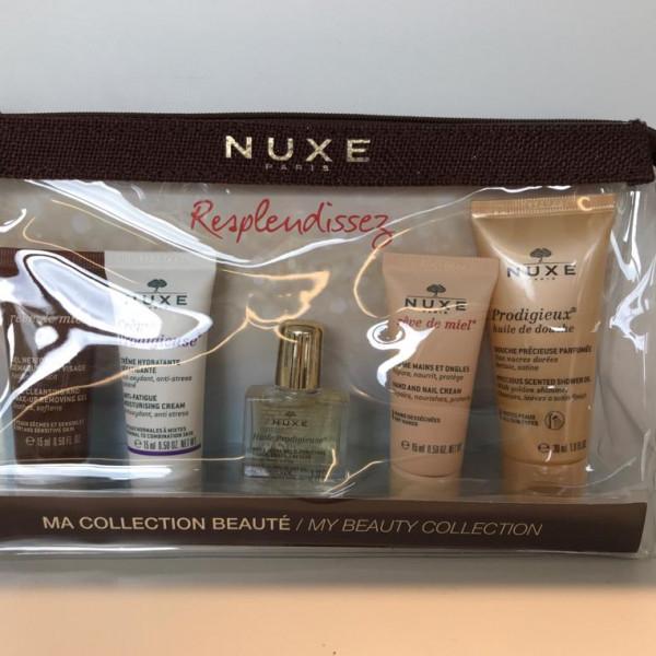 Nuxe Winter Ontdekkingstasje 5 Producten