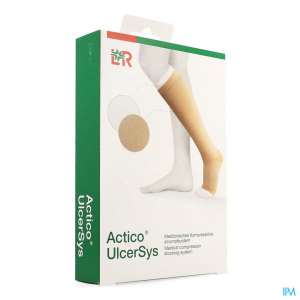 Actico Ulcersys Zand-wit Xl 38-42cm 32516