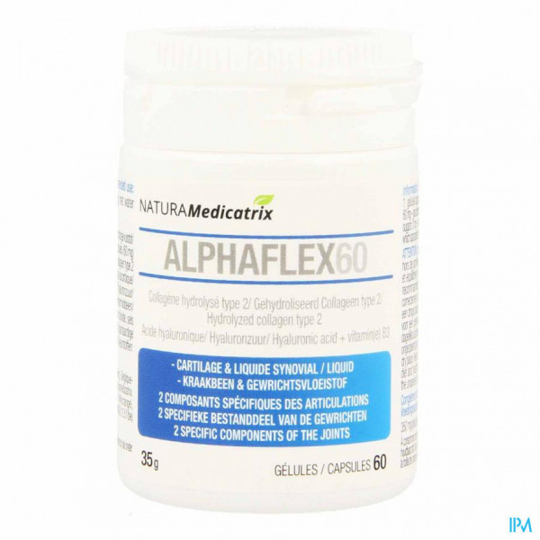 ALPHAFLEX 60 V-CAPS 60