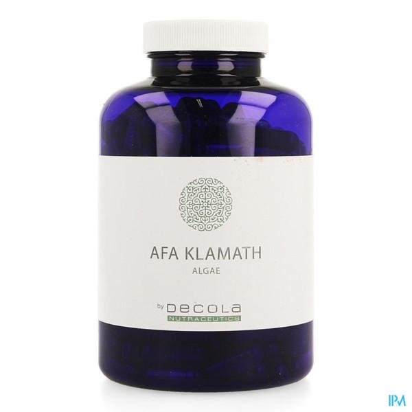 Afa Klamath Caps 240